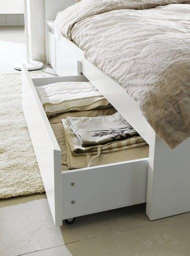ikea s malm bed storage bins can make a regular bed