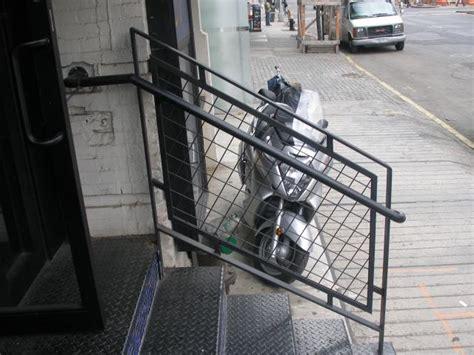 fabricator ny pipe tubular steel railing stair