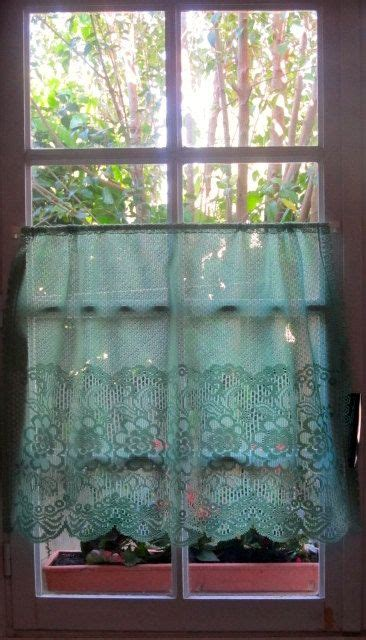 green cafe curtains 25 best ideas about green kitchen curtains on pinterest