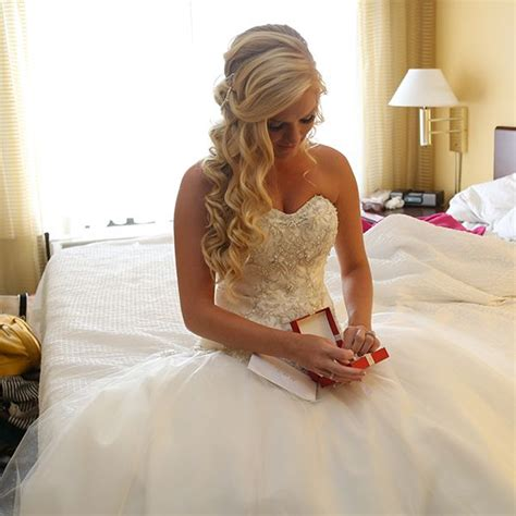Wedding Hair Dress Up by The Prettiest Half Up Half Hairstyles Weddings