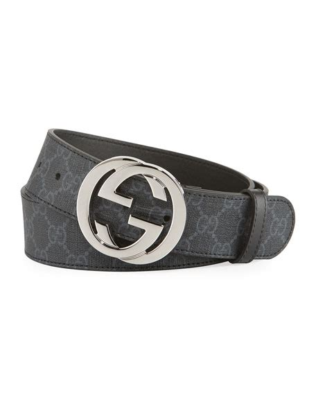 Big Saleee Mk Seprem gucci gg supreme belt with g buckle neiman