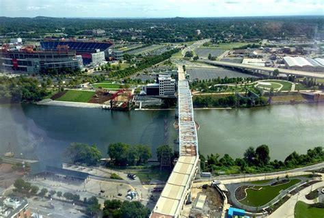 just you wait metro arts says towering stix sculpture - Cumberland River Nashville Boat Rentals