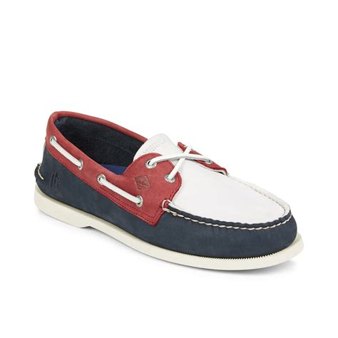 boat shoes new york sperry 2 eye a o boat shoe new york edition sts15521