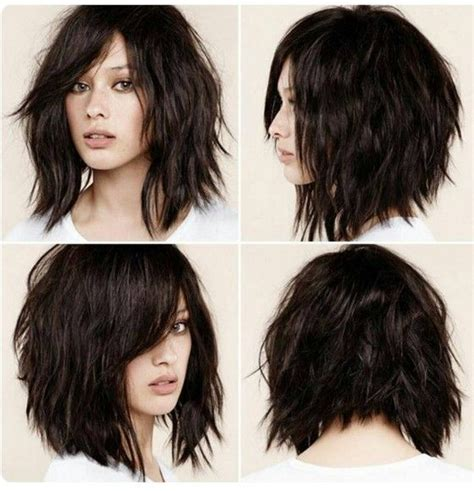lob shag hairstyles 15 latest pictures of shag haircuts for all lengths