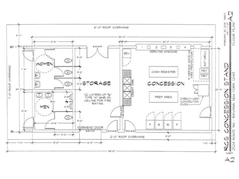 concession stand floor plans fundraiser by tricia collins help build the rcs