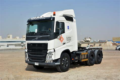 mgcc brand  volvo fh  al marwan general contracting company