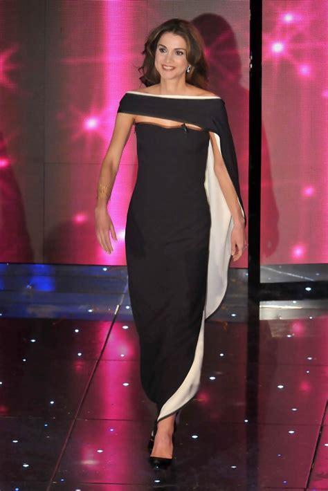 Rania Dress Navy rania evening dress rania clothes looks
