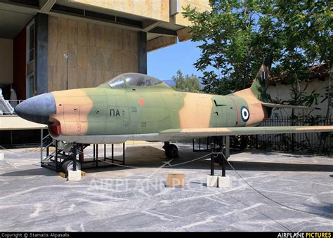 51 8404 greece hellenic air american f 86d sabre at athens war museum photo id