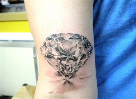 best designs for diamond tattoos inkdoneright