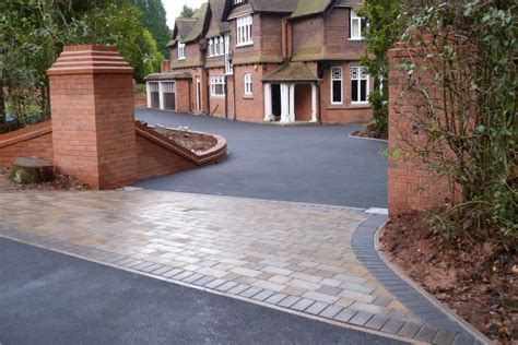 Tarmac Patio by Our Services Trentvalley Paving Ltd Nottingham Tarmac