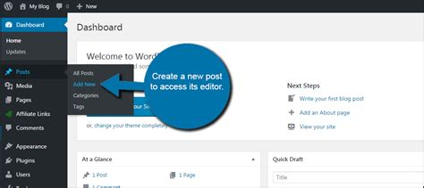 wordpress tutorial new post how to link to external resources from a post title in