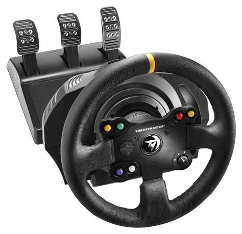 Premium Thrusmaster Guillemot Tx Racing Wheel 458 Italia Edit top xbox one wheel and pedal sets for f1 2016 idealist