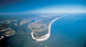 Amelia island aerial view amelia vacations