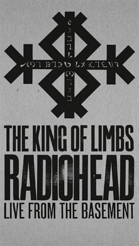 radiohead in the basement radiohead to release from the basement on dvd