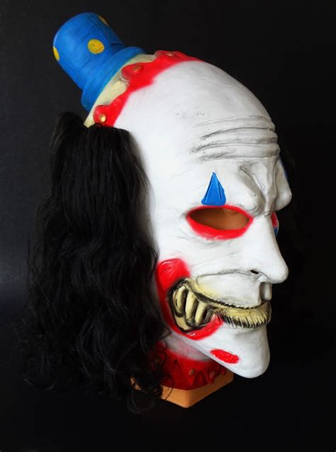 luchadores psicho sin mascara circus monster clown m 225 scara de latex psycho circus luchadores