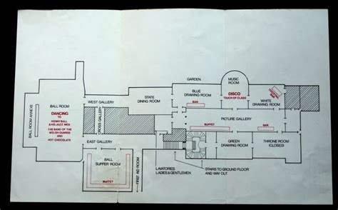 st james palace floor plan state room map for royal wedding buckingham palace