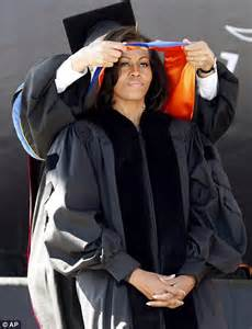michelle obama university of chicago michelle obama gets honorary degree from oregon state