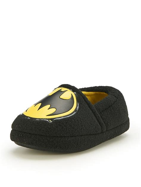 batman slippers womens mens and fashion furniture