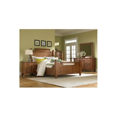 Attic Heirloom Bedroom Furniture Attic Heirlooms Bedroom Collection Cedar Hill Furniture