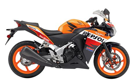 Motorrad Honda Repsol by 2013 Honda Cbr250r Gets Repsol Edition Motorcycle News