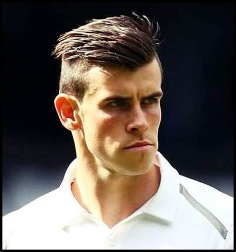 7 Hairstyles For Football Season by Gareth Bale Hair 2013 Gareth Bale Haircuts S Cuts