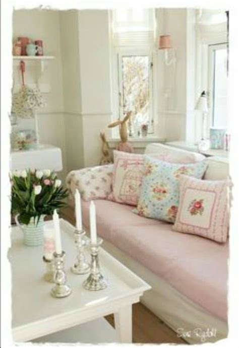 Salon Shabby Chic by Un Salon Style Shabby Chic Comme J Aime Un P