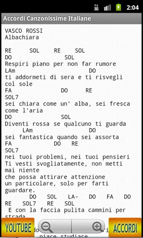 the best accordi best italian songs chords android apps on play