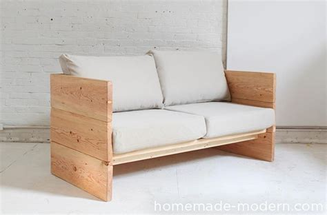 Dipan Kayu Meranti modern diy ep66 box sofa options diy