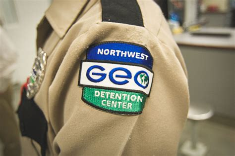 Geo Correctional Officer by Prison Firm Geo Hires More Lobbyists For D C