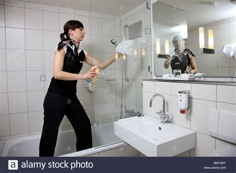 how to clean hotel bathroom hotel room service house keeping at work in a hotel room