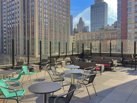 outdoor event space nyc outdoor terrace event space now open at 34th
