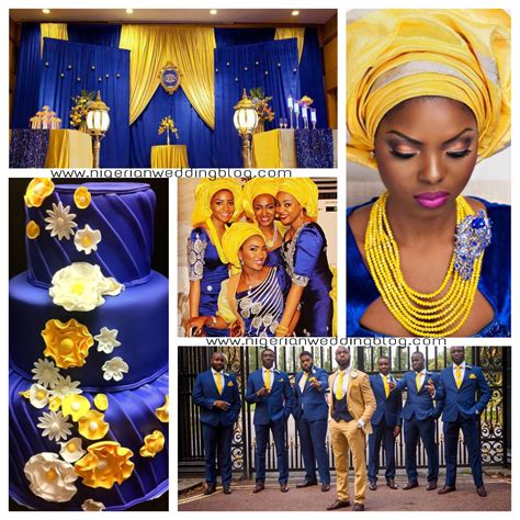 nigerian wedding colour in 2016 beautiful colour combos for 2015 and 2016 brides just