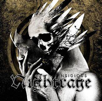 Cd Nightrage Sweet Vengeance 1 Obi insidious nightrage album