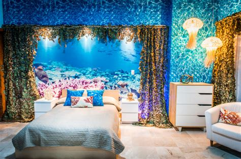aquarium themed bedroom the most amazing aquarium bedrooms that will astonish you