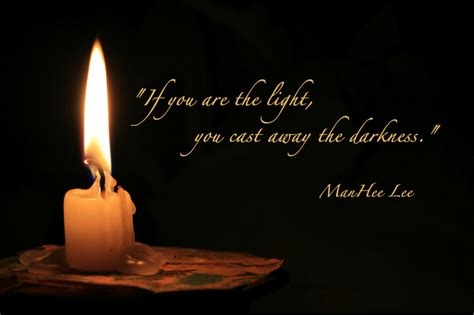 Light Healing Leaf Quotes About Lights