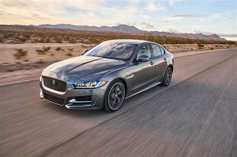 2017 jaguar xe 35t r sport one week review automobile