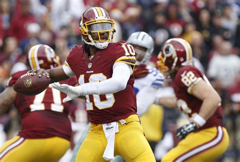 2015 robert griffin iii washington redskins ranking all 16 starting quarterbacks in the nfc