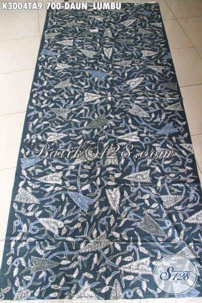 Batik Tulis Warna Alam Motif Daun batik kain motif daun lumbo proses tulis warna alam buatan