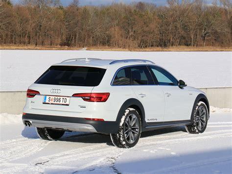 Audi A4 Allroad 3 0 Tdi by Audi A4 Allroad Quattro 3 0 Tdi Testbericht Autoguru At