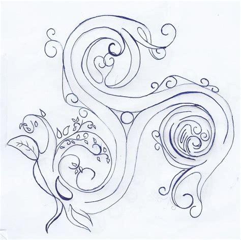 triskele tattoo designs triskelion by honeegirl on deviantart