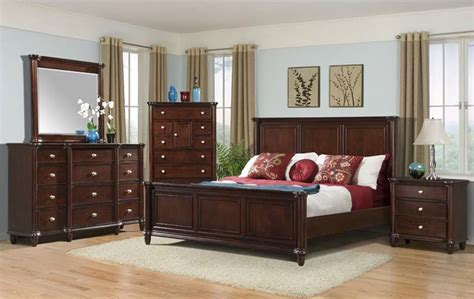 Bedroom Furniture Hamilton Dallas Designer Furniture Louis Philippe Bedroom Set With Storage Bed In Cherry