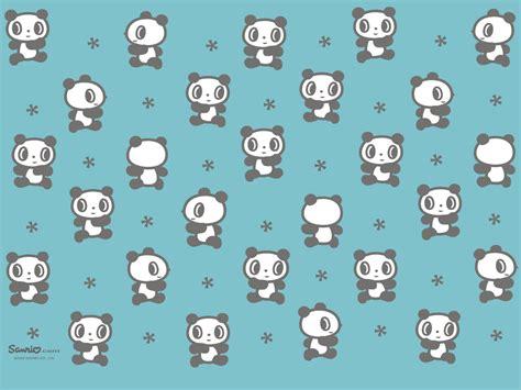 background item cute panda backgrounds wallpaper cave