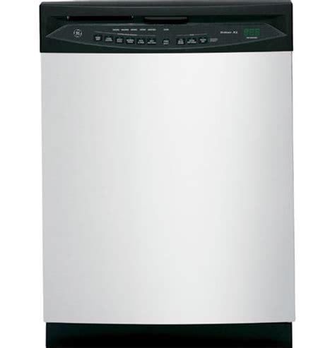 ge triton xl dishwasher ge triton 174 xl built in dishwasher gsd6960jss ge appliances