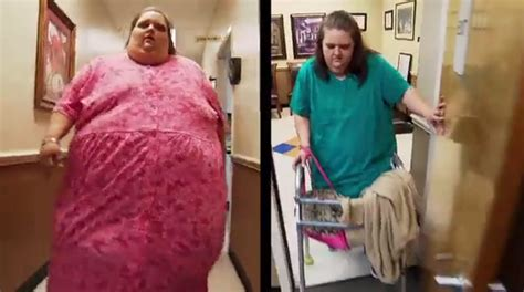 my 600 lb life cookies my 600lb life woman loses 19 stone after weight left her temporarily paralysed metro news