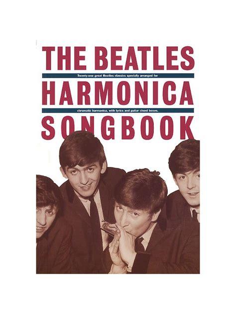 libro the harmonica spartiti biz the beatles harmonica songbook sheet music