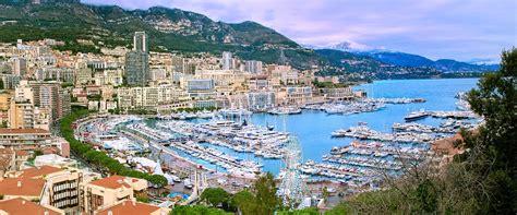 New Monaco boat monaco grand prix departure from trans c 244 te d azur maritime company