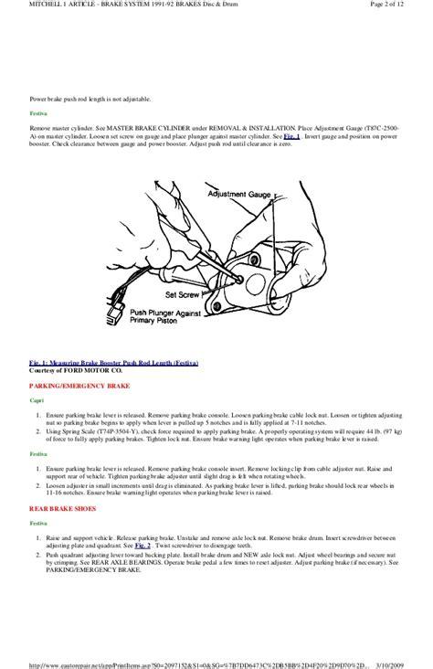 1991 ford festiva wiring diagram 1991 ford explorer wiring