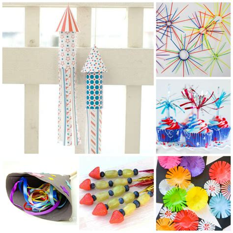 fireworks crafts 45 fabulous firework craft ideas in the madhouse