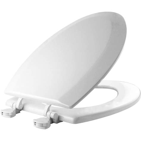 oval toilet seat lowes shop church wood elongated toilet seat at lowes