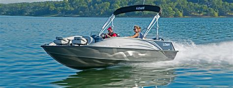 deck boat with fishing package 2019 sd224 fishing ski aluminum deck boat lowe boats